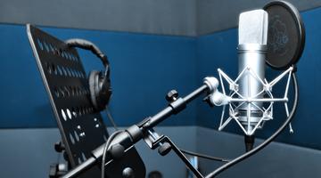 Audio Voice Recording Services