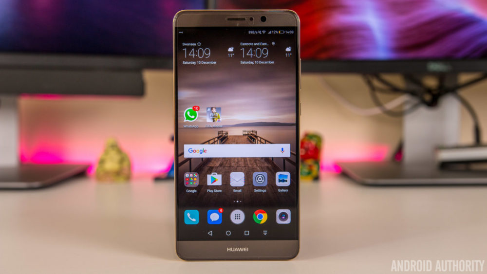 Huawei Mate 9 sales reach 5 million in first four months