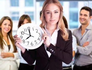 Make the last hour most productive