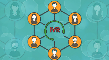 Automated Self-Service IVR