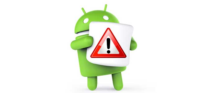 Solve common Android issues with apps