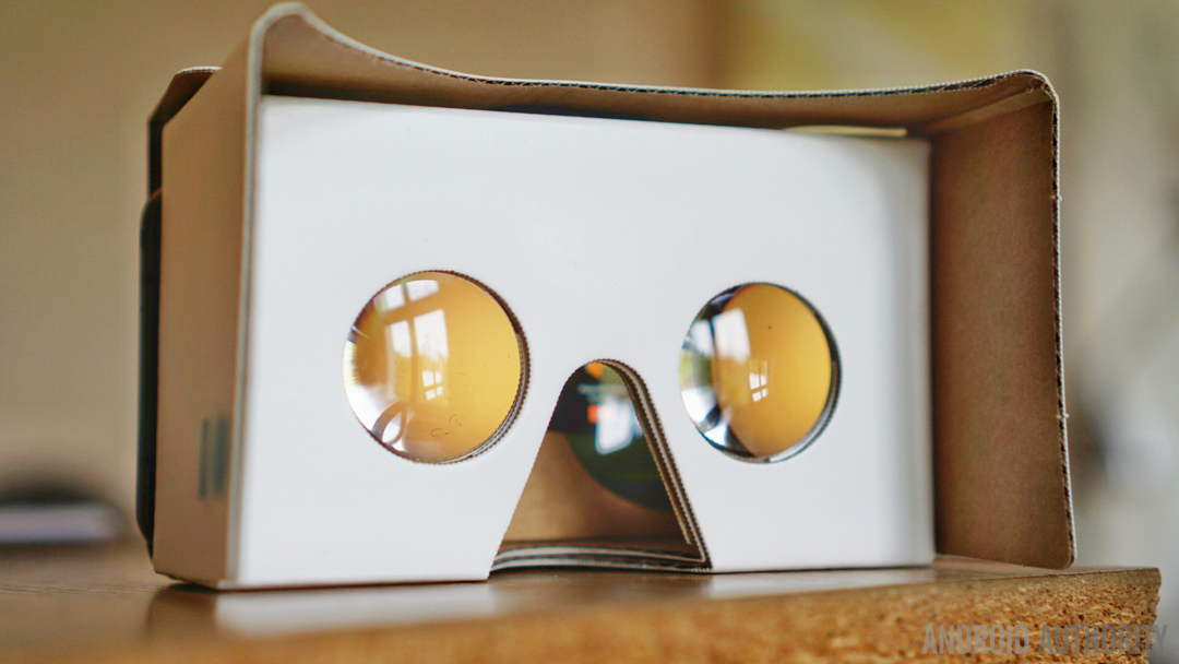 WebVR on Chrome now works with Google Cardboard