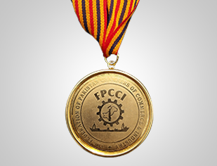 ZRG awarded Gold Medal at the FPCCI Achievement Award