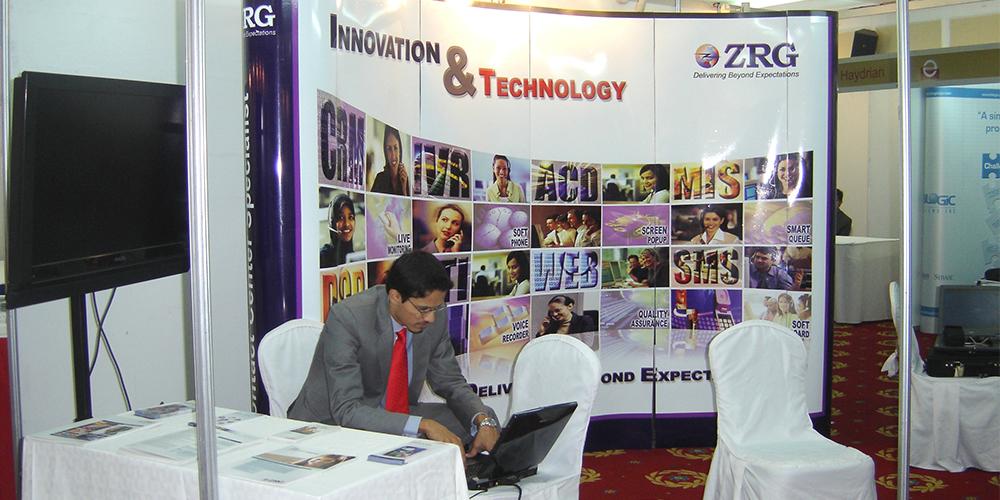 2 - ZRG represents Pakistan in E-Banking '09, Bangladesh