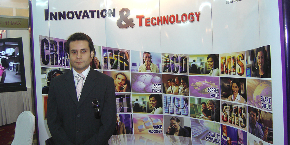 3 - ZRG represents Pakistan in E-Banking '09, Bangladesh