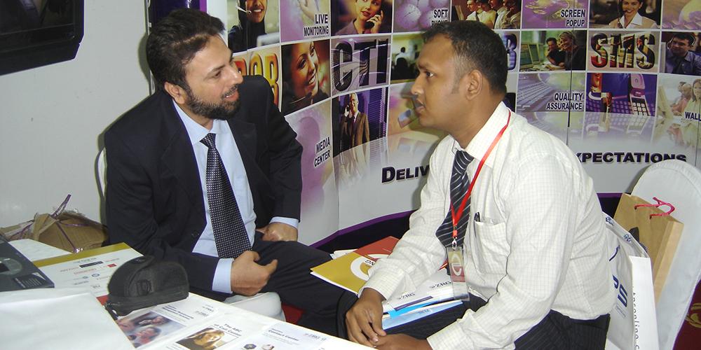 6 - ZRG represents Pakistan in E-Banking '09, Bangladesh