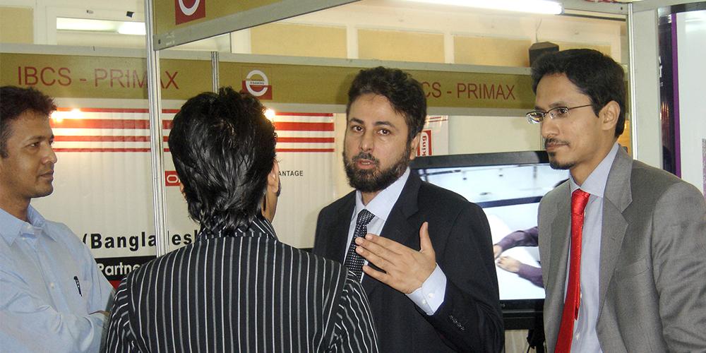 9 - ZRG represents Pakistan in E-Banking '09, Bangladesh