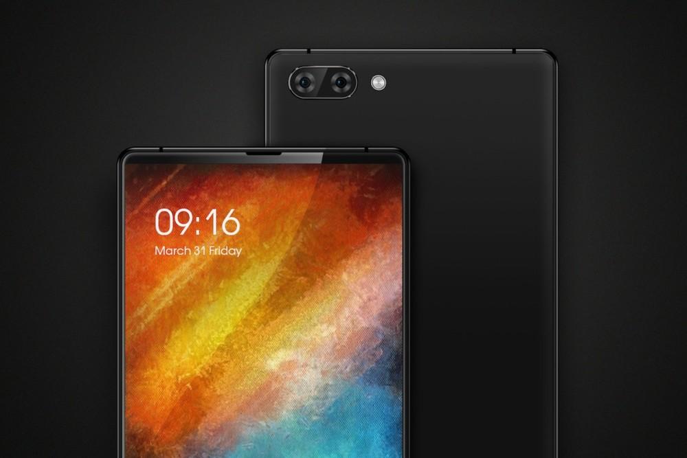 """Bezel-less"" Maze Alpha smartphone specs get leaked"